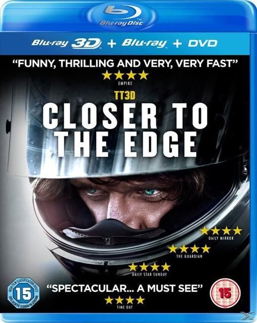 TT: Closer to the Edge - 2 Disc Bluray