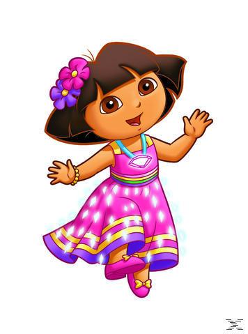 Dora: Dora rettet das Kristallkönigreich [DVD]