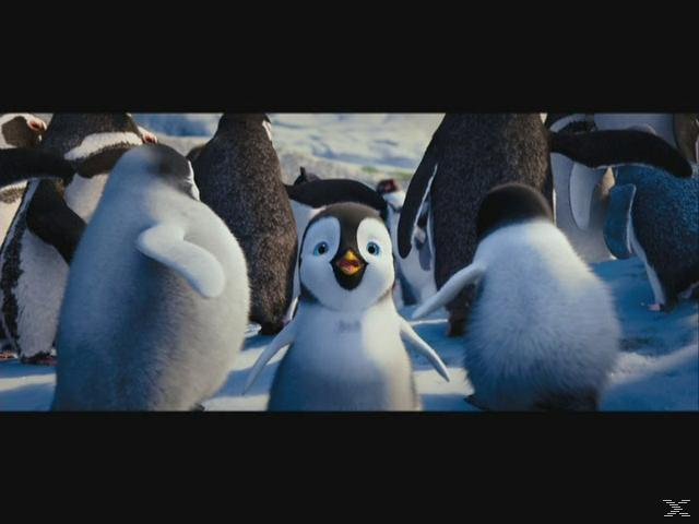 Happy Feet 2 Familie DVD