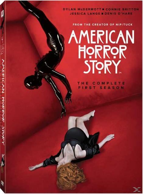 American Horror Story - Season 1 DVD-Box