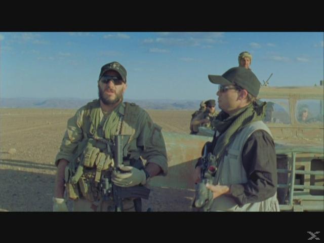 Operation Desert - Die verschwundene Einheit - (Blu-ray)