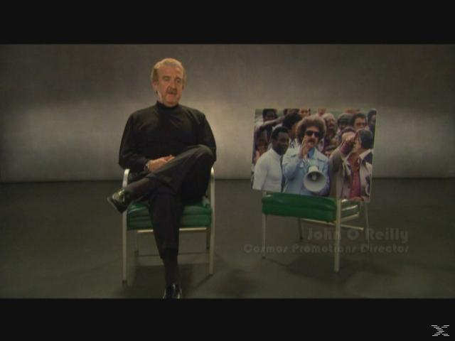 Fußball vom anderen Stern - Geschichte von Cosmos New York [DVD]