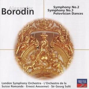 Symphony 2-3/Polovtsian Dances