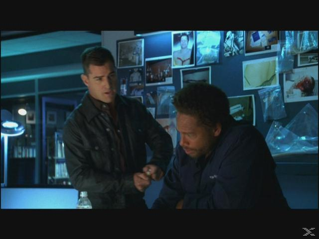 CSI: Crime Scene Investigation - Staffel 8 - (DVD)