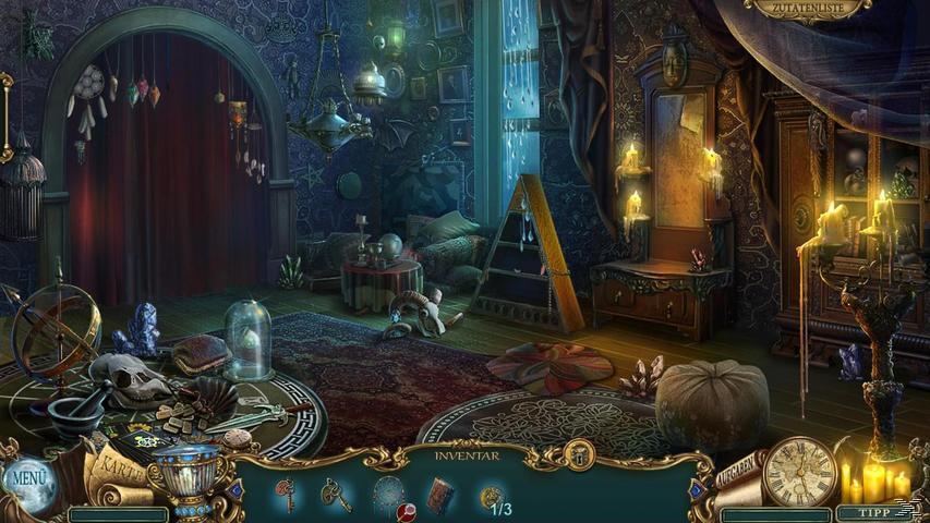 Haunted Legends: Das Geheimnis des Lebens - PC