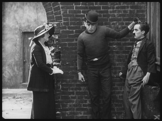 Charlie Chaplin - Der Vagabund und das Kind [DVD]