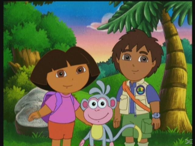 Dora - Musizieren mit Dora [DVD]