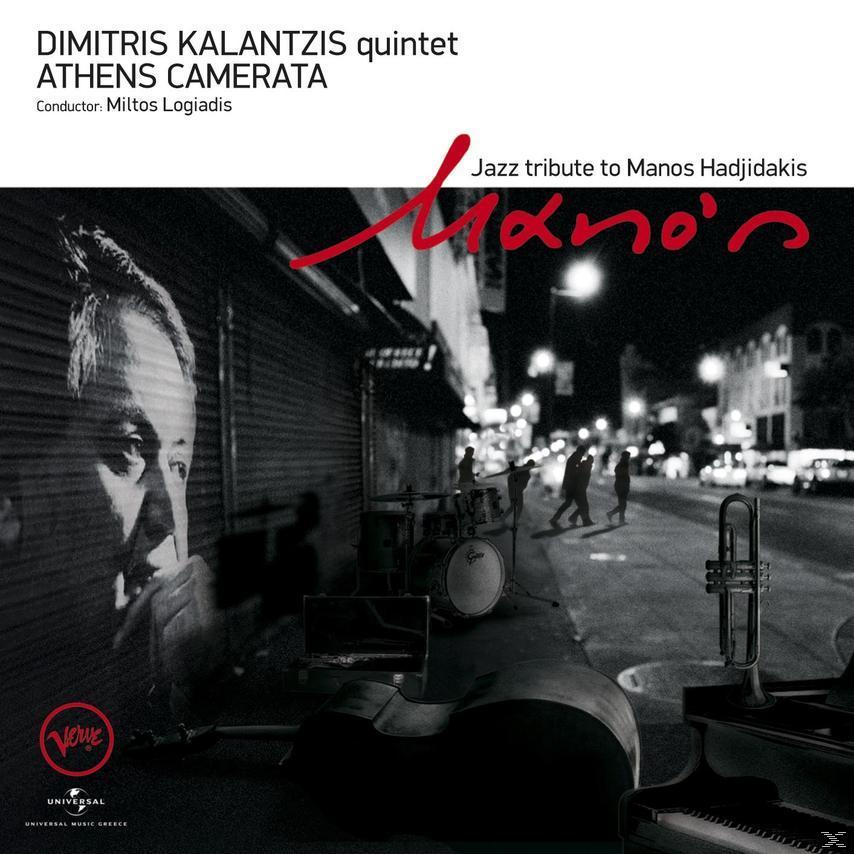 Mano's - Jazz Tribute To Manos Hadjidakis