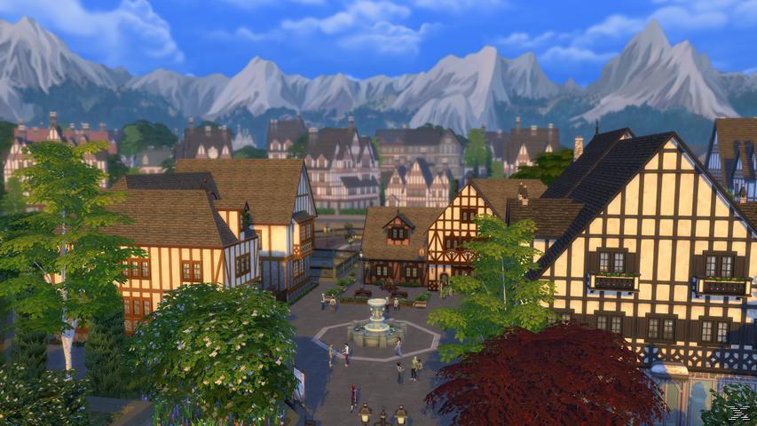 Die Sims 4 - Zeit für Freunde - PC