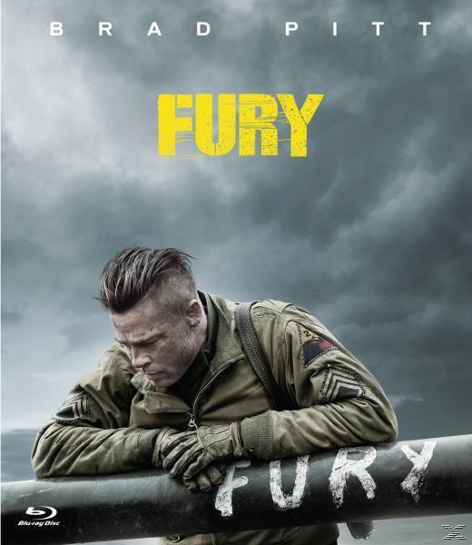 FURY [BLU RAY]