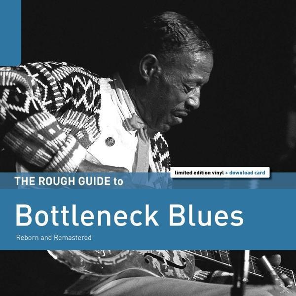 ROUGH GUIDE TO BOTTLENECK BLUES (LP)