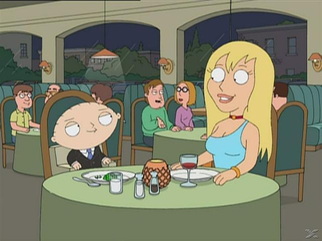 Family Guy - Staffel 6 [DVD]