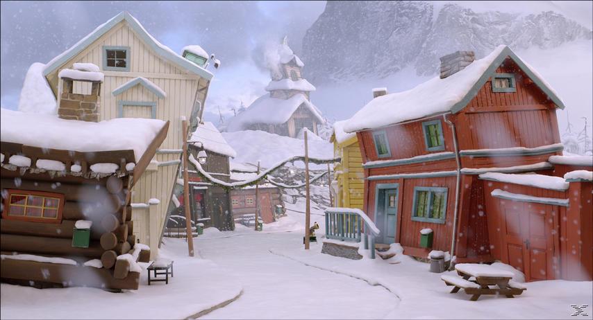 Louis & Luca und die Schneemaschine [DVD]