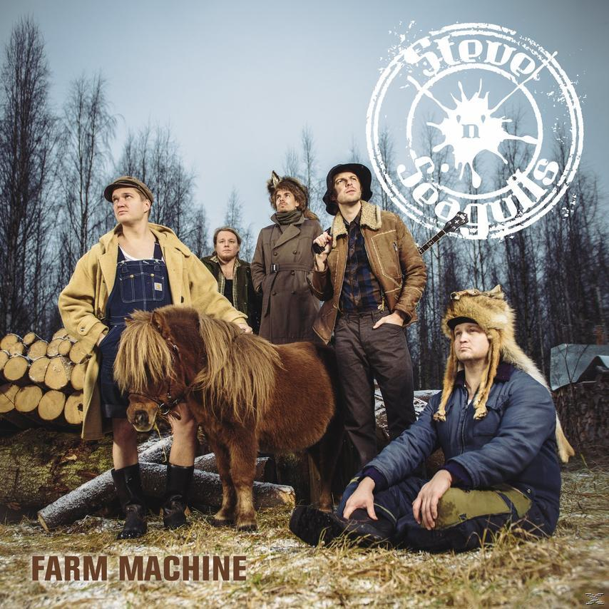 FARM MACHINE (LP)