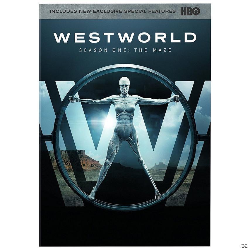 WESTWORLD SEASON 1: THE MAZE