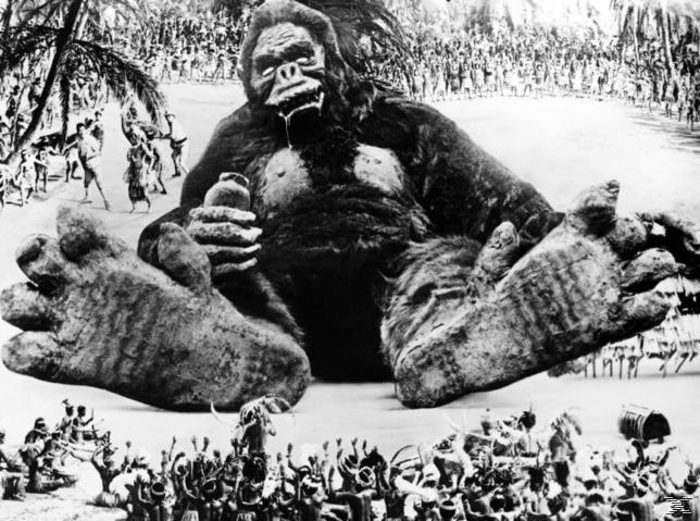 King Kong vs. Godzilla - Die Rückkehr des King Kong [DVD]