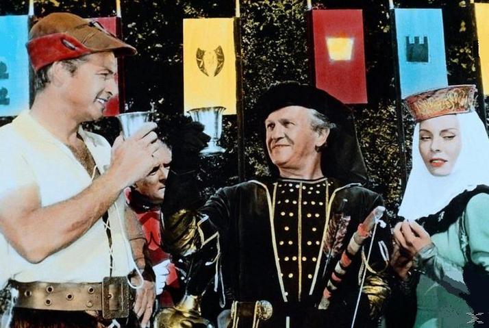 Robin Hood - Der Rebell (KSM Klassiker) [DVD]