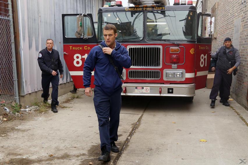 Chicago Fire - Staffel 3 - (DVD)