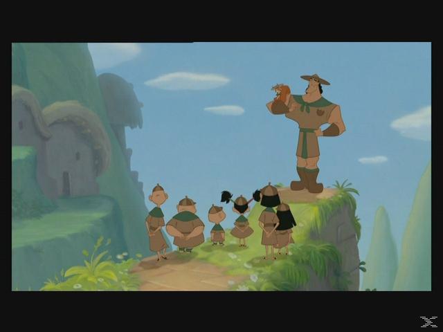 Ein Königreich für ein Lama (Disney) [DVD]