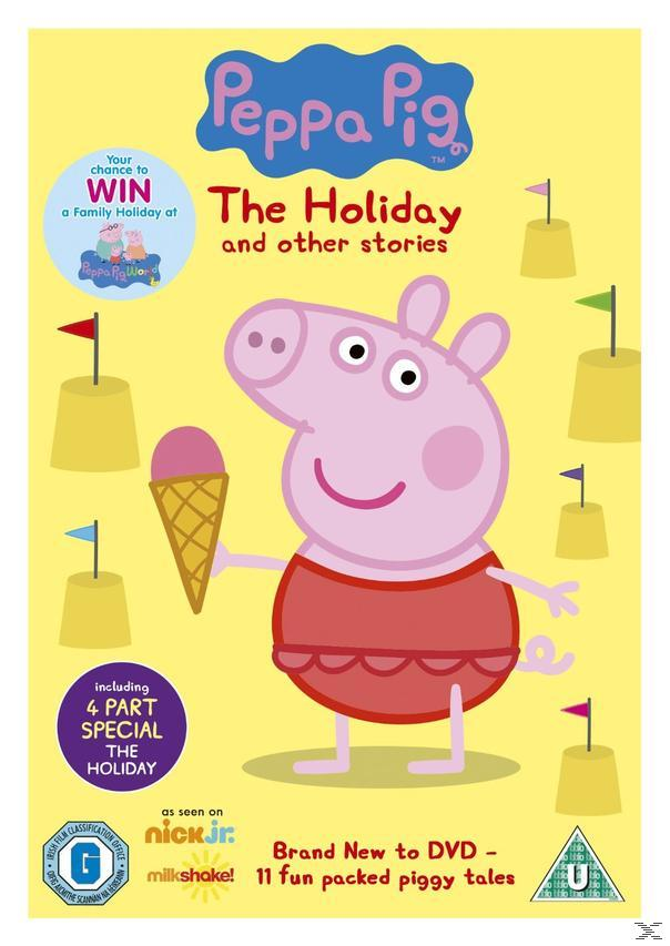 PEPPA PIG - VOL. 19: THE HOLIDAY