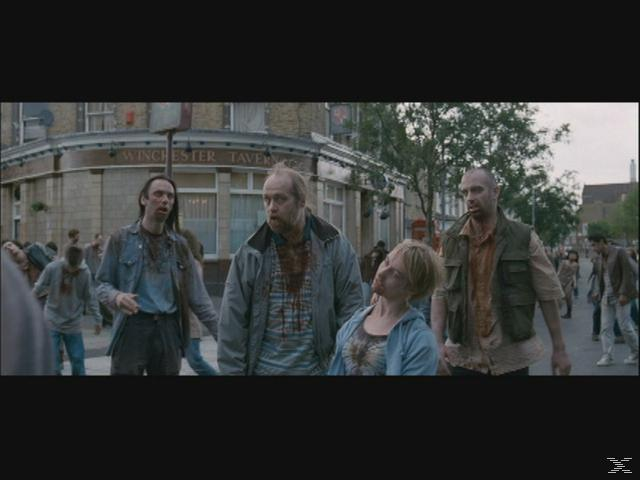 Shaun Of The Dead - (Blu-ray)