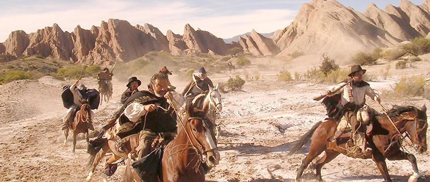 Die Western - Box: Blut & Schweiß [Blu-ray]