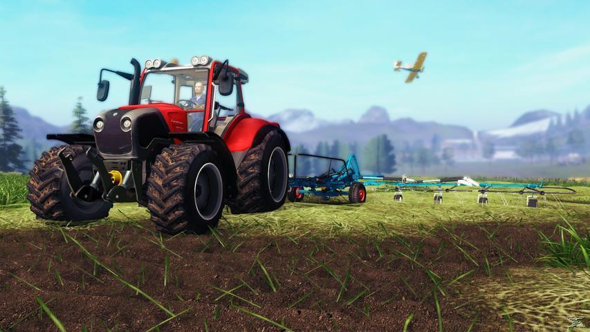 Farm-Experte 2016: Landwirtschaft - Viehzucht - Obstbau Deluxe Edition [PC]