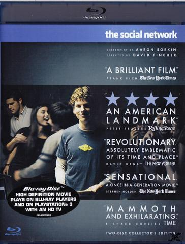 The Social Network Combo Pack