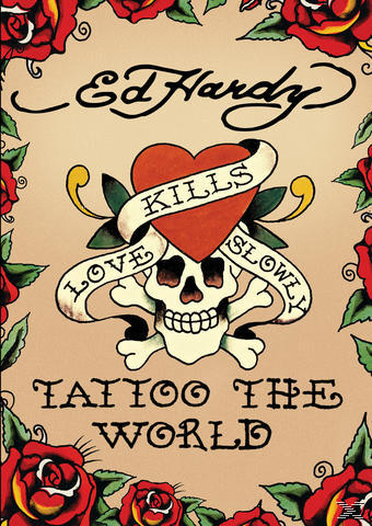Ed Hardy - Tattoo the World - (DVD)