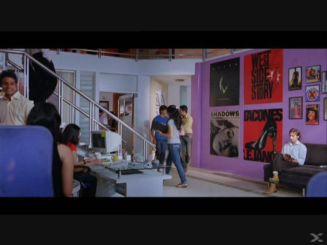 TANZ UM DEIN GLÜCK - CHANCE PE DANCE [DVD]