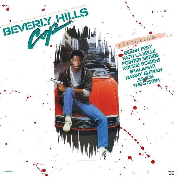 BEVERLY HILLS COP (LP)