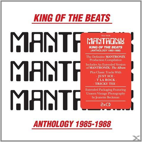 King Of The Beats (Anthology 1985-1988)