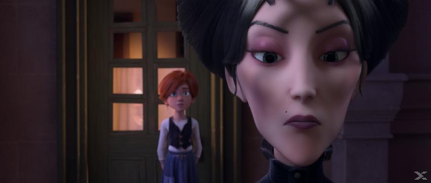 Ballerina - Gib deinen Traum niemals auf - (Blu-ray)