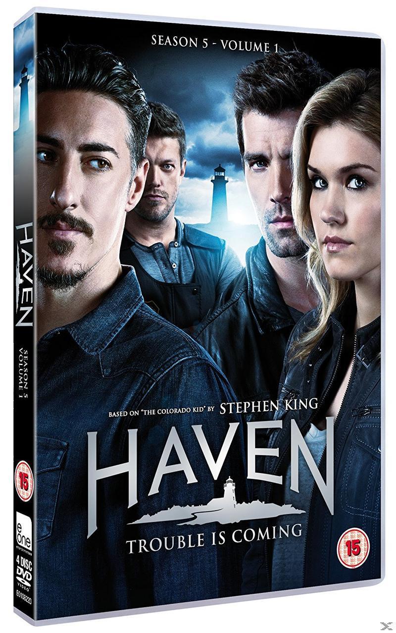 HAVEN SEASON 5 VOLUME 1