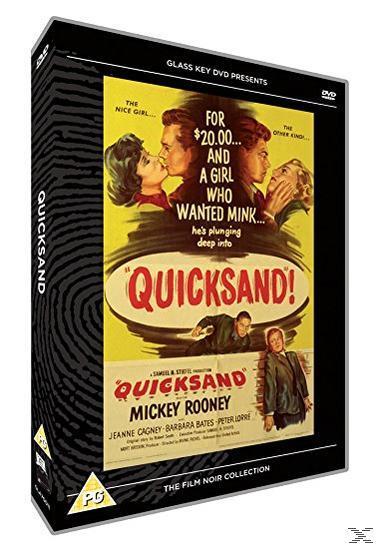 QUICKSAND! (FILM NOIR COLLECTION)