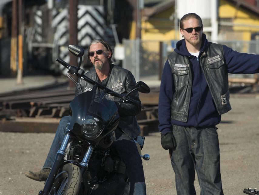 Sons of Anarchy - Die komplette Serie: Staffel 1-7 (30 Discs) - (DVD)