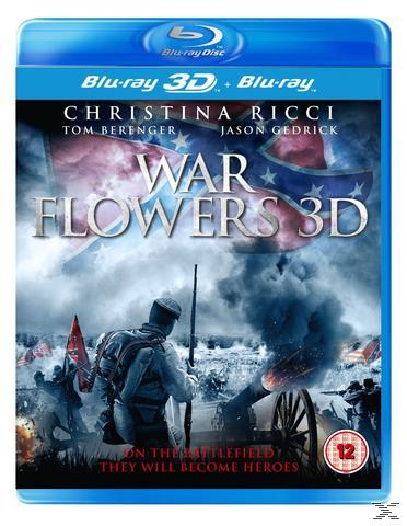 War Flowers - 2 Disc Bluray