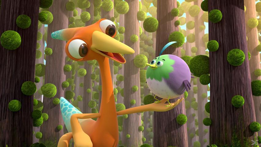 Dinotaps: Das Ding, das am Ende der Welt war - ...und elf weitere Abenteuer - (DVD)