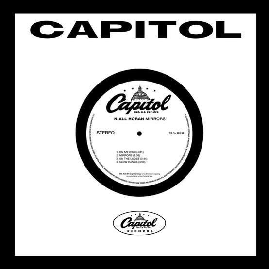MIRRORS EP (LP SINGLE RSD)
