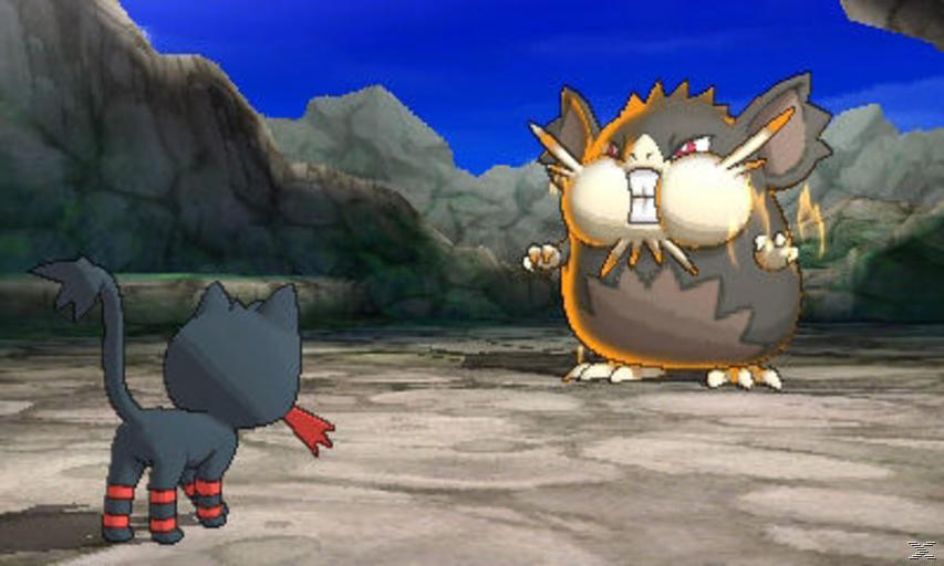Pokémon Ultrasonne - Nintendo 3DS