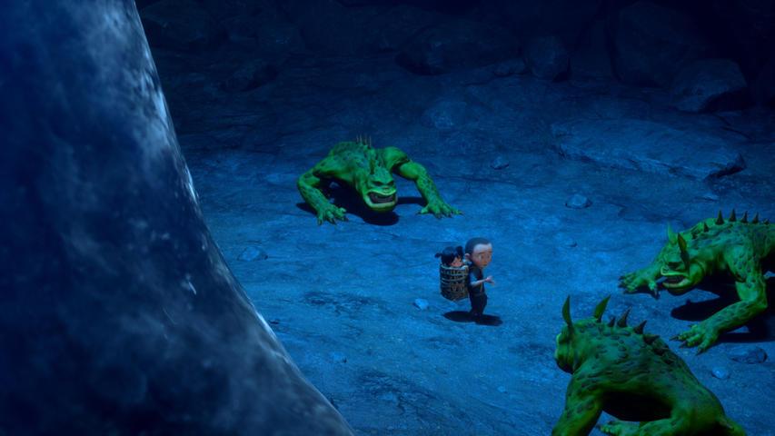 Monkey King: Hero Is Back (PlayStation 4)