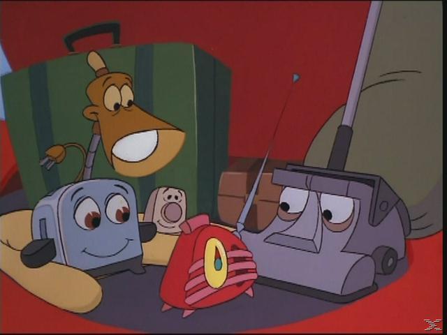 Der tapfere kleine Toaster [DVD]