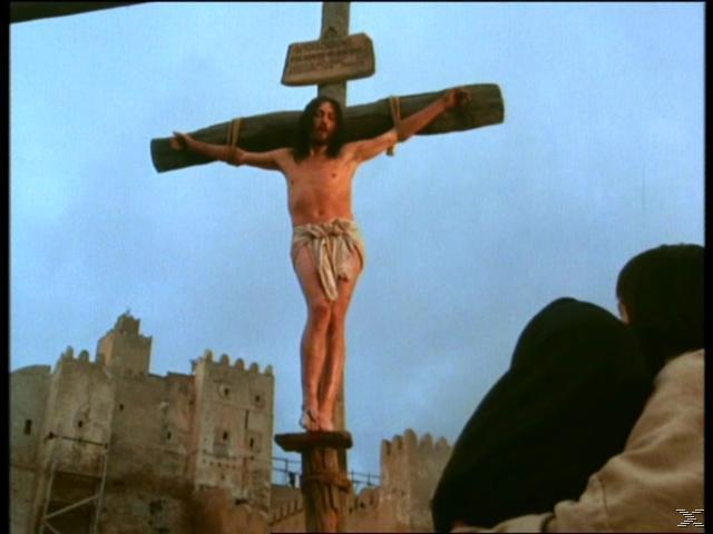 Jesus von Nazareth 1 - 4 [DVD]