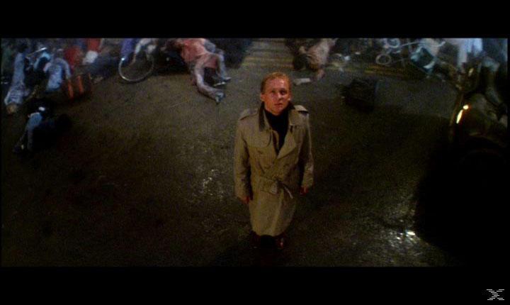 Lifeforce - Die tödliche Bedrohung - (Blu-ray)
