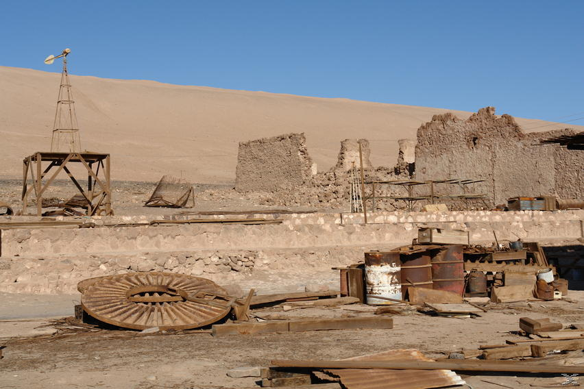 Faszination Wüste - Atacama - Die skurrilste Wüstenlandschaft der Erde - (3D Blu-ray)