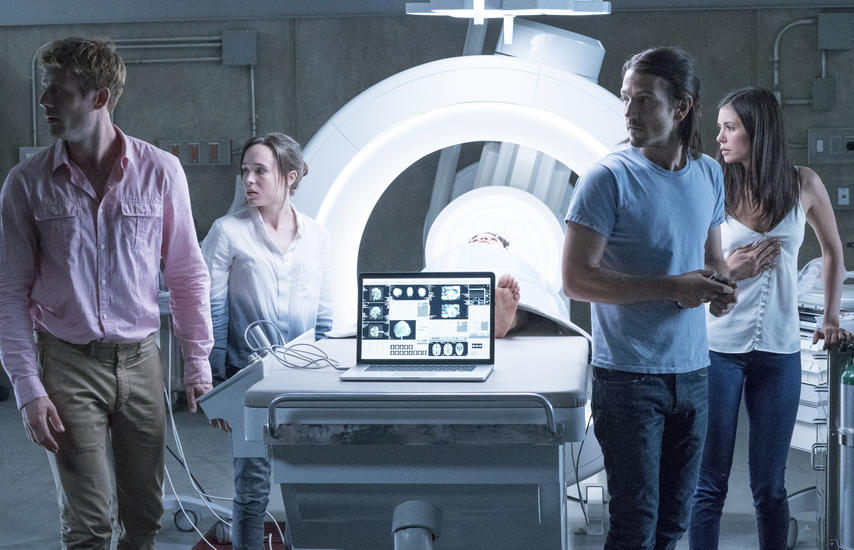 Flatliners Science Fiction Blu-ray