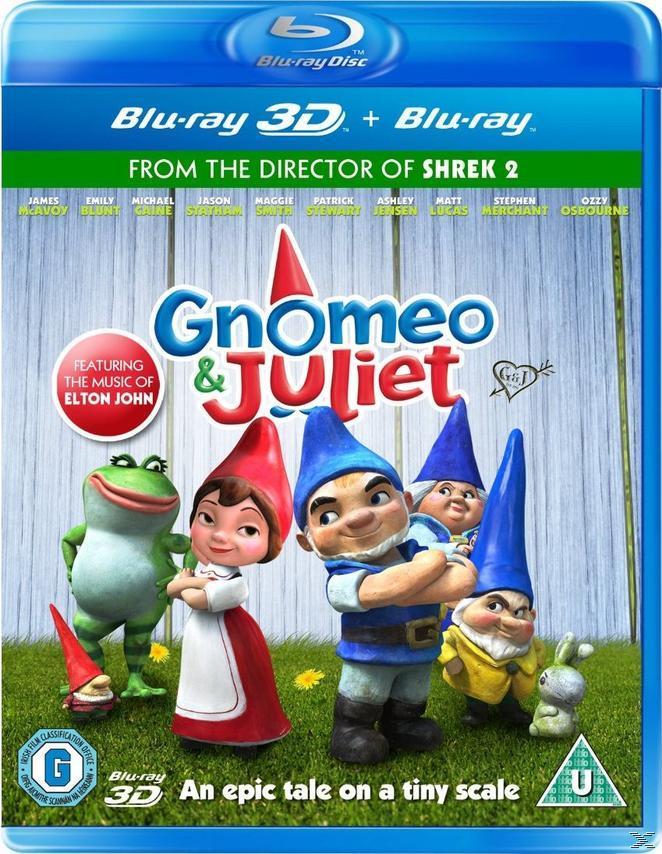 Ζουμπαίος και Ιουλιέτα - 2 Disc Bluray