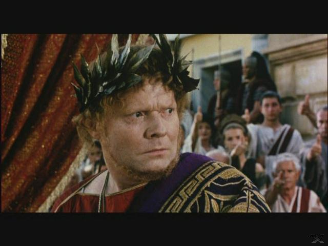 Quo Vadis - Rom muss brennen! [DVD]