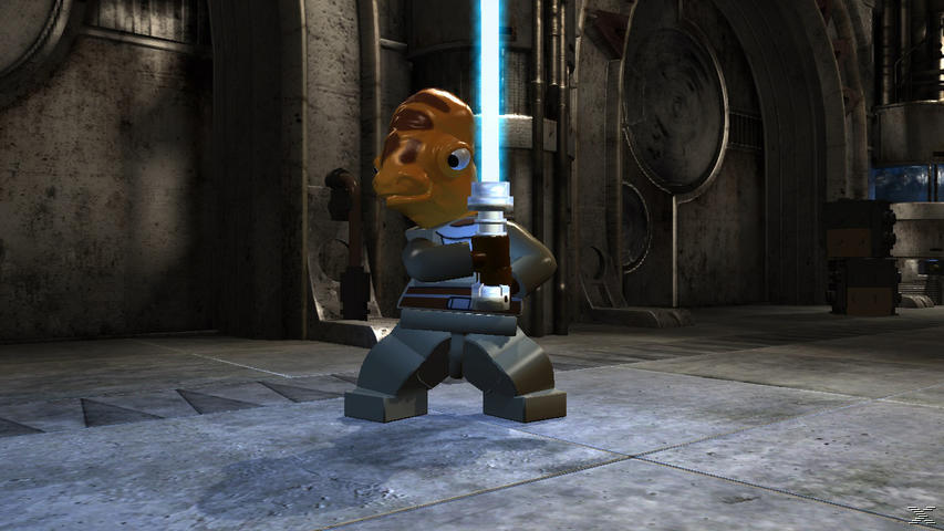 LEGO Star Wars 3: The Clone Wars - PlayStation 3