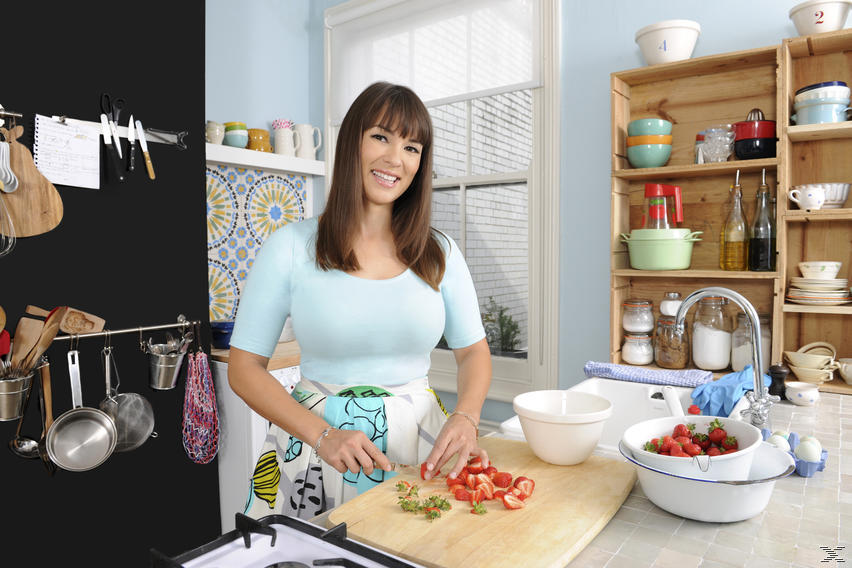 Rachel Khoo - Europa in meiner Küche - (DVD)